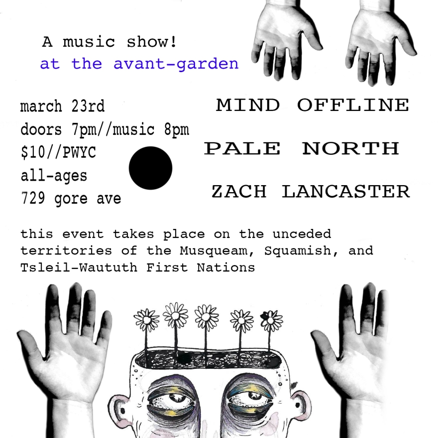mind offline poster final