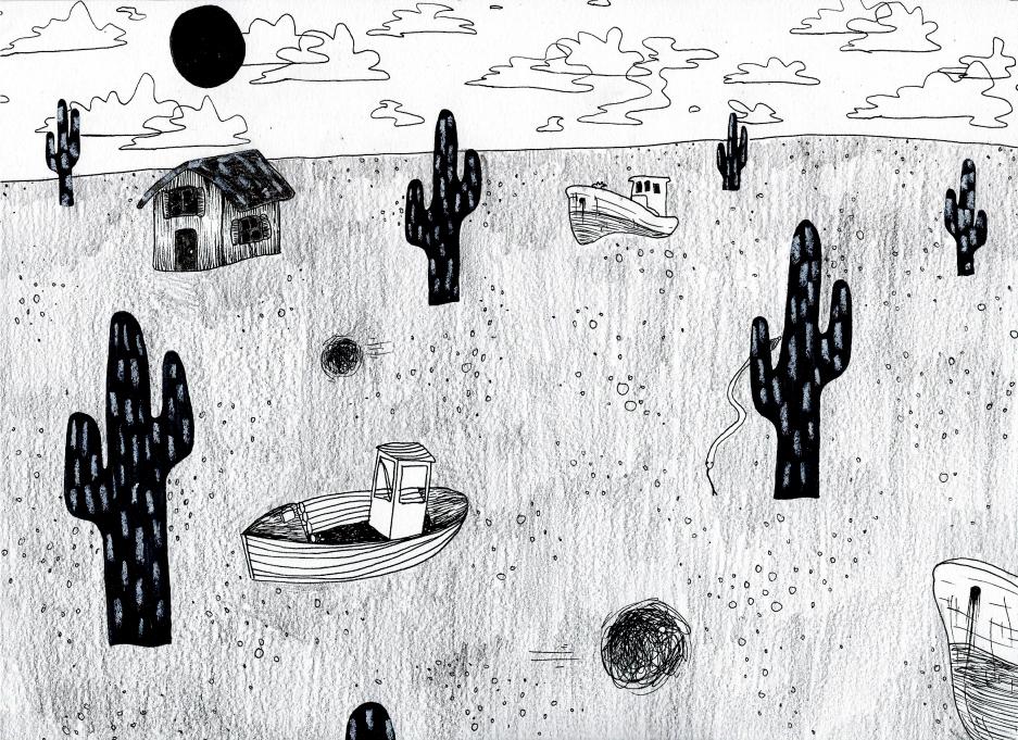 wonderdome desert